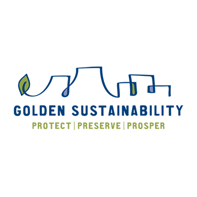 Golden Sustainability Logo