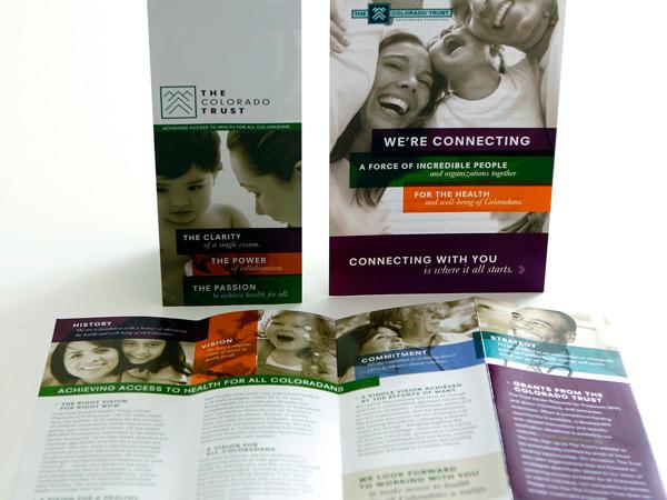 The Trust Brochures