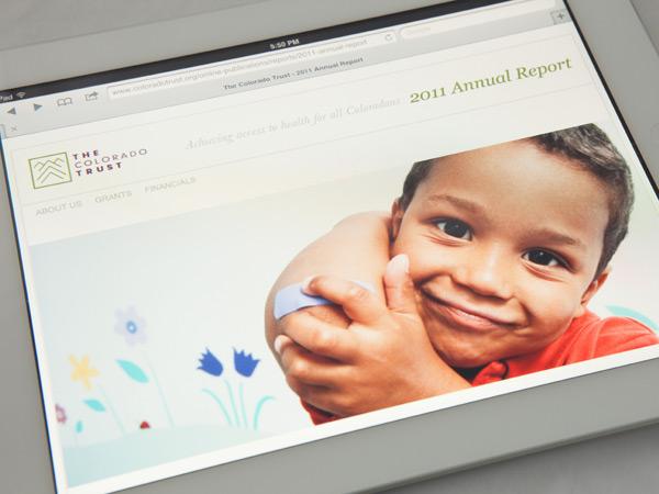 Colorado Trust Annual Report