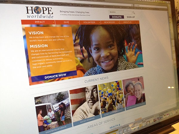 HOPE worldwide