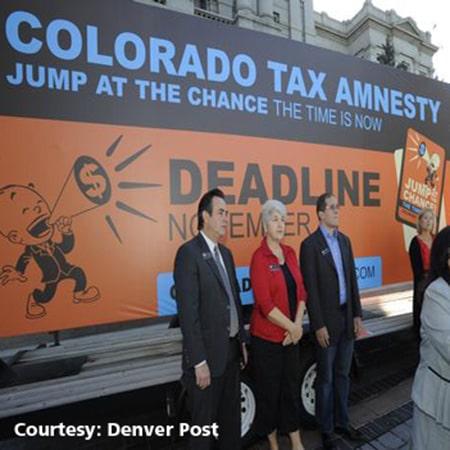 Tax Amnesty - Mobile Billboard